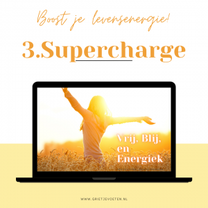 Boost je levensenergie - online training