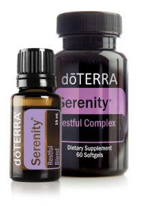 Serenity kit- om beter te slapen